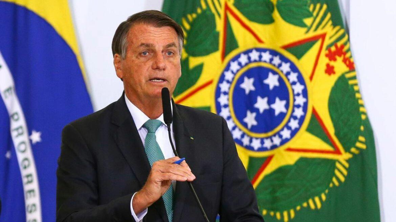 Presidente Jair Bolsonaro testa negativo para a covid-19