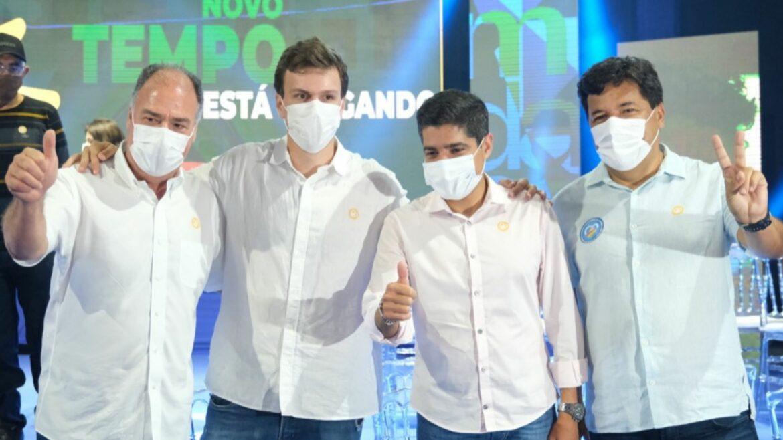 Palanques da eleição de 2022 começam a se definir em Pernambuco