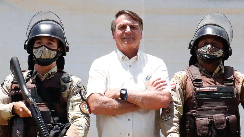 Bolsonaro é o presidente que mais ajudou os policiais no Brasil