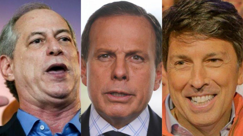 Terceira via sai minúscula das manifestações contra Bolsonaro