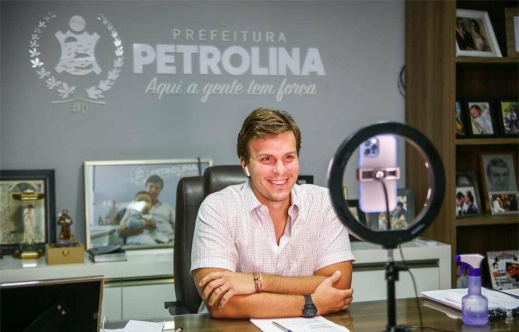 Miguel Coelho aposta na força do sertão para governar Pernambuco