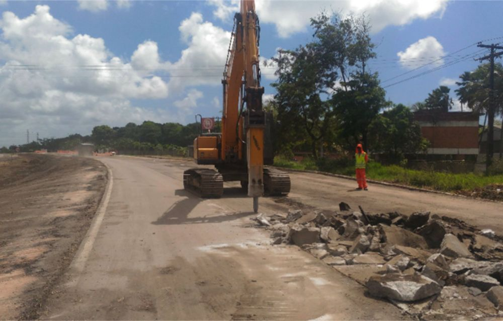 MPF denuncia oito por esquema no DER/PE que desviava recursos das obras da BR-101