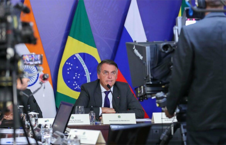 Brics: Bolsonaro pede ampliação do Conselho de Segurança da ONU