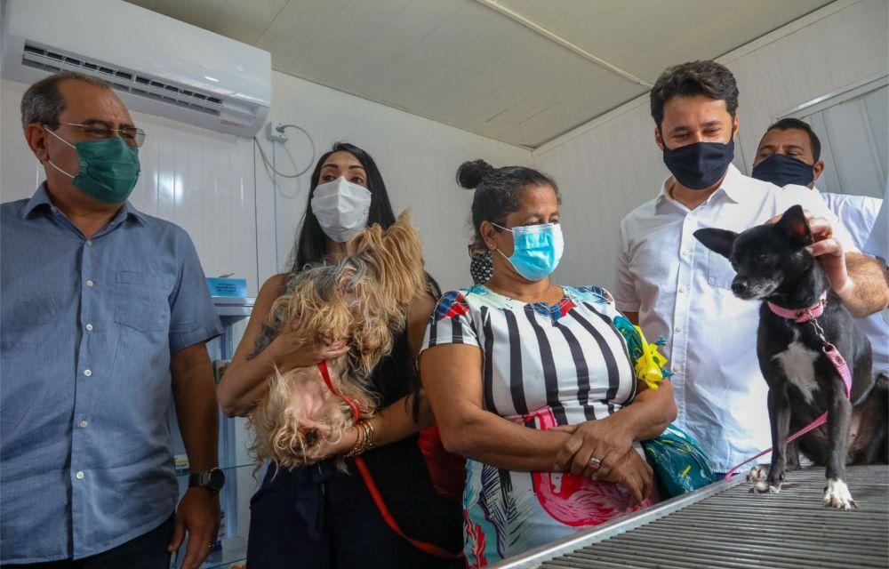Anderson Ferreira entrega mais uma UBS Pet no Jaboatão