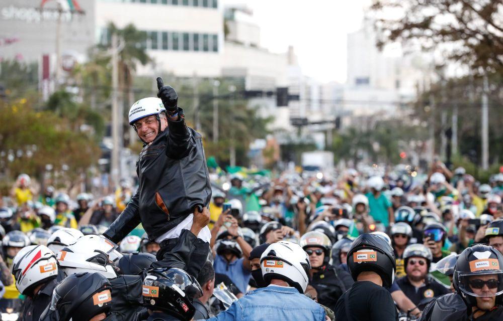 Agreste de Pernambuco receberá Bolsonaro para motociata nesse sábado