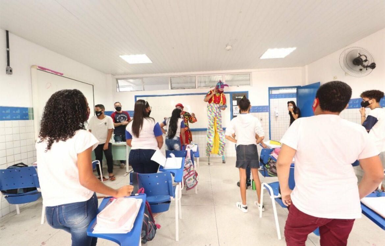 Aulas do programa de reforço escolar Aprova Cabo serão iniciadas neste sábado (18)