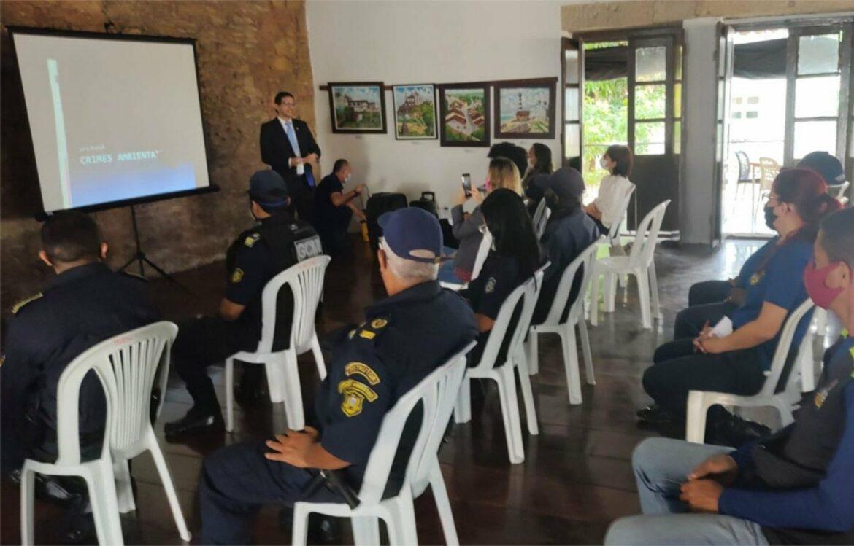 Guarda Municipal de Olinda é capacitada em Direito Animal