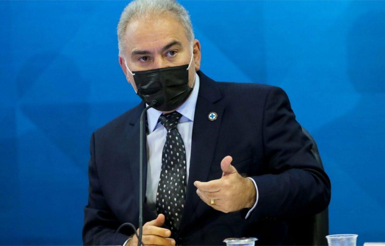 """""""O Brasil já vai muito bem na vacinação"""", destaca Queiroga em Nova Iorque"""