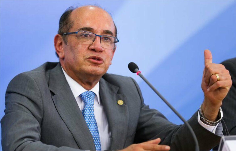 """Temos de acreditar na boa-fé de Bolsonaro"", diz Gilmar Mendes"