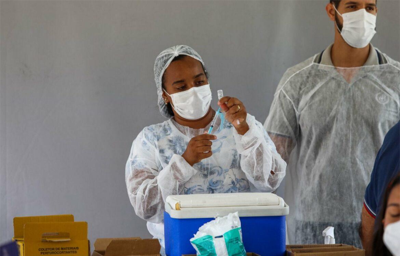 Covid-19: Jaboatão abre cadastramento para vacinação de adolescentes a partir dos 12 anos