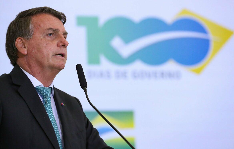Governo Federal divulga balanço sobre mil dias da gestão Bolsonaro