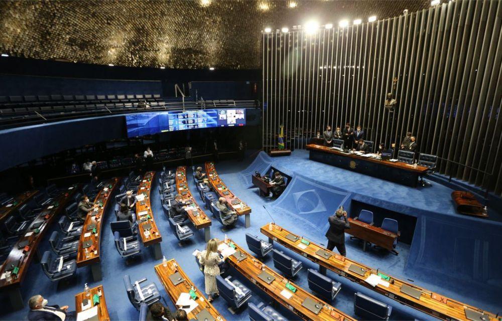 Senado aprovou elegibilidade para políticos com contas irregulares