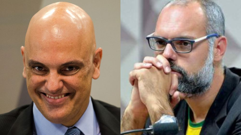 Alexandre de Moraes determina prisão e extradição de Alan dos Santos