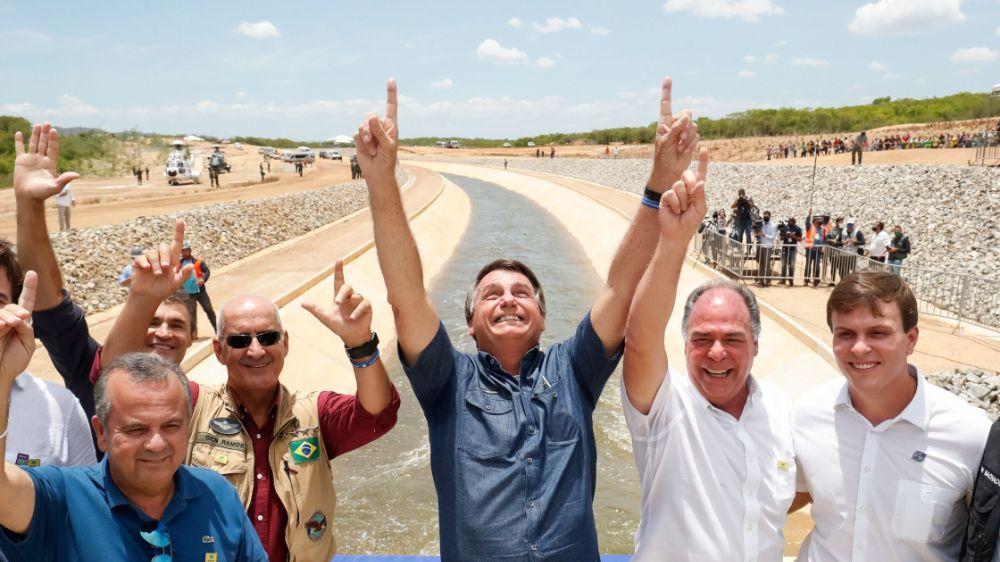 Investimentos de Bolsonaro no Nordeste causam ciúmes na esquerda