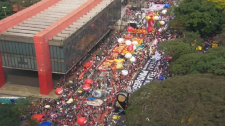 PT fracassa totalmente em atos contra Bolsonaro