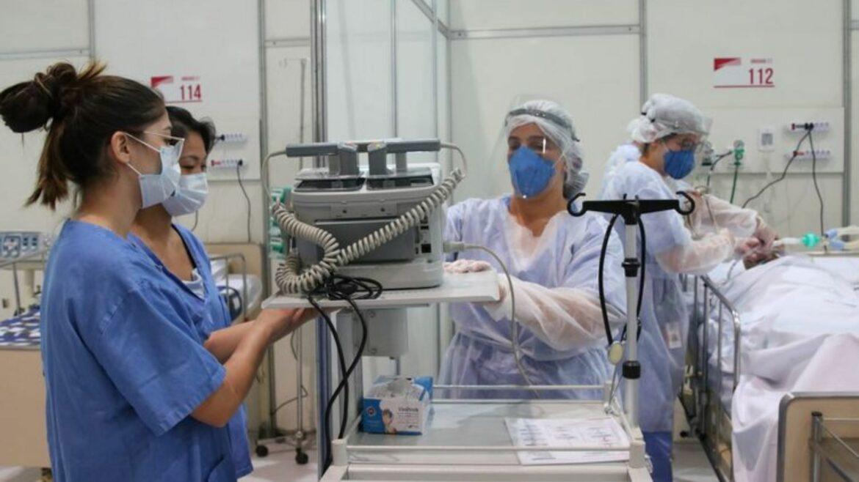 STF suspende cassação de aposentadoria de profissionais da saúde que atuam no combate à covid-19