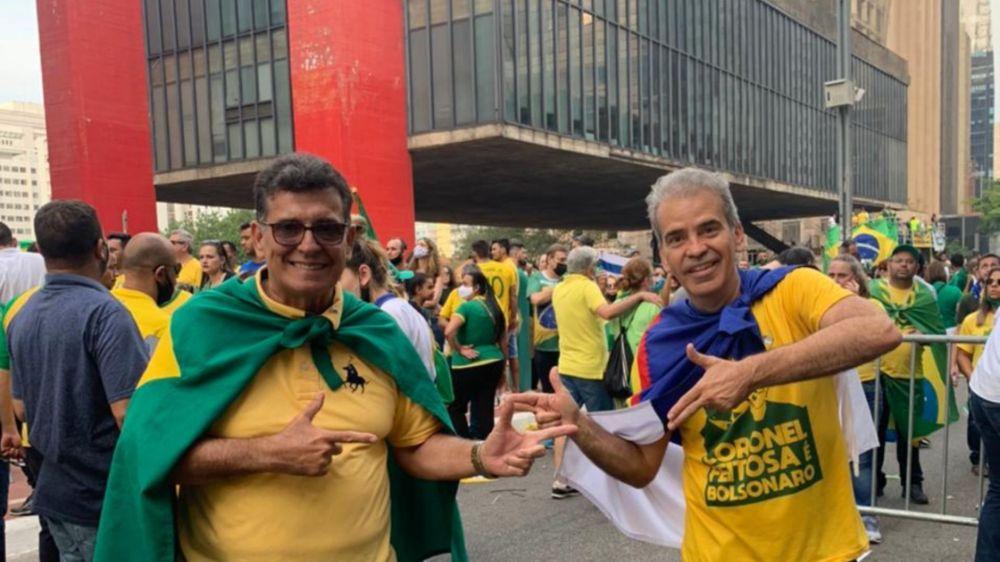 Feitosa e Meira participarão da inauguração do Ramal do Agreste com Bolsonaro