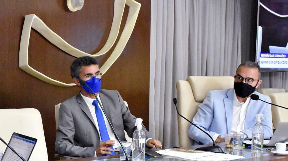 CPI da Covid do RN aprova quebra de sigilos de secretário do Consórcio Nordeste