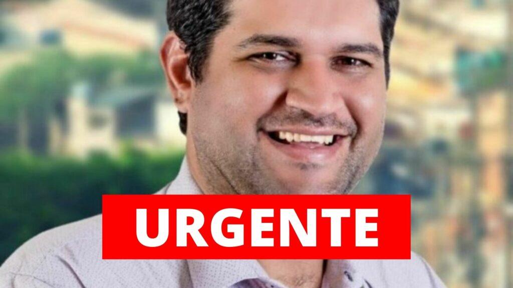 TCE multa prefeito de Vicência, Guiga, em R$ 66 mil por infração administrativa