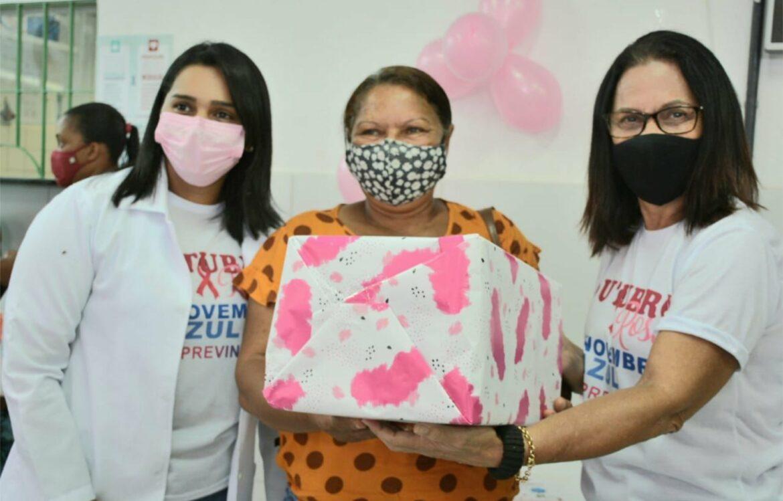 Outubro Rosa: Ipojuca promove ação para reforçar cuidados com a saúde