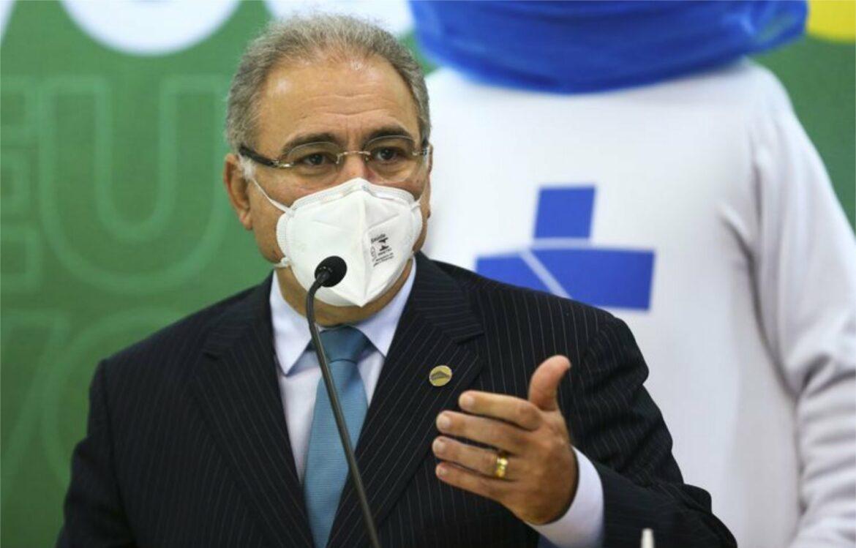 Toda a população estará vacinada até o fim do ano, diz Queiroga