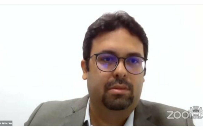 Felipe Alecrim critica decisão de João Campos de fechar upinhas no Recife