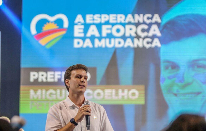 Miguel Coelho inicia série de debates e encontros em 70 cidades de Pernambuco