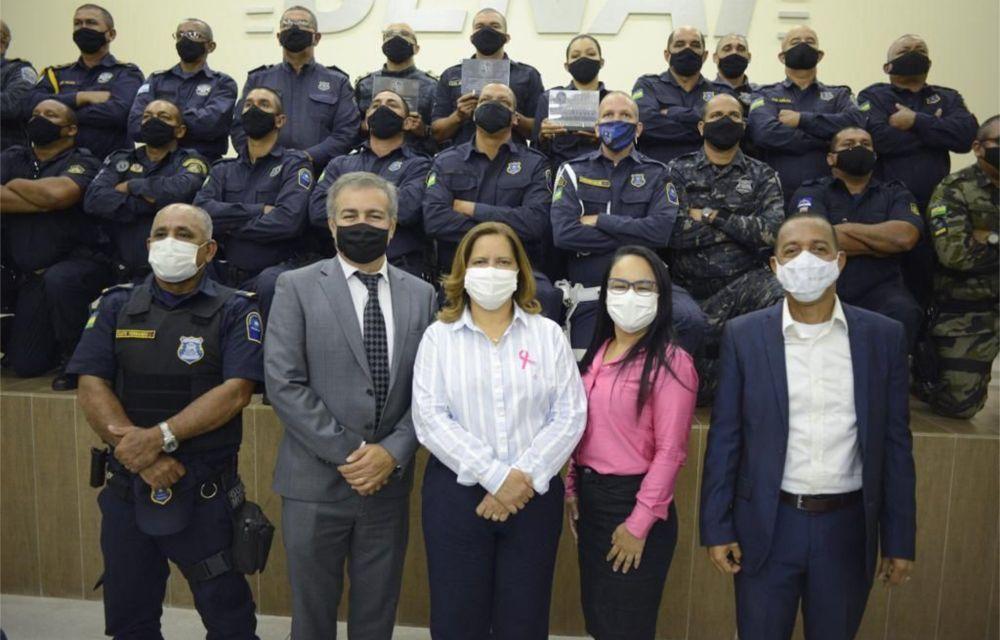 Guarda Municipal do Ipojuca capacita e certifica guardas do Recife, Olinda e Camaragibe