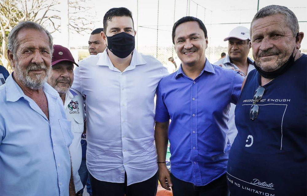André Ferreira anuncia R$ 1,5 milhão para saúde e infraestrutura de Camocim