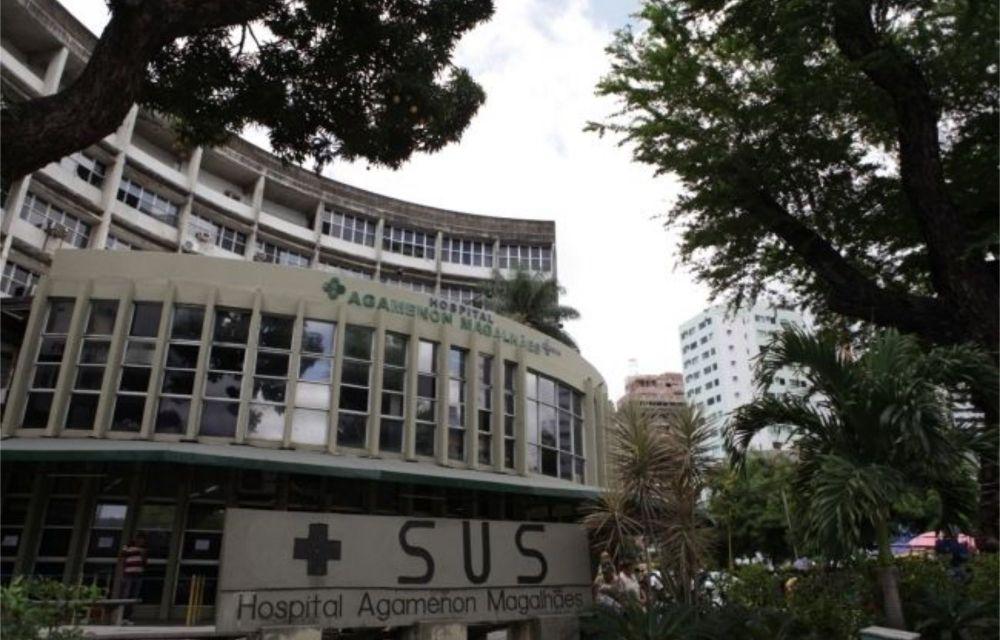 Covidão: TCE julga irregulares dispensas de licitação do Hospital Agamenon Magalhães durante a Pandemia